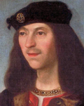 In 1473 on this day King James IV of Scotland was born at Stirling Castle, the son of James III and Margaret of Denmark.